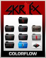 Colorflow Skrillex Folders by TMacAG