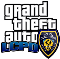 Grand Theft Auto LCPD Logo by InterGlobalFilms