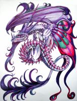 Faery Dragon... by paleWOLF