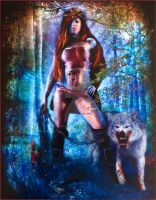Red Riding Hood by kevinroberts
