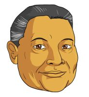 Caricature - Lolo Tanciong by gwendy85