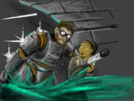 Half life is awesome. by XNathanielX