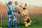 Nausicaa of the Valley of the Wind by Chocosplay