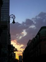 lamppost by Arderok