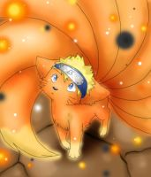 Naruto::. Ember Rain by MarticusProductions