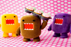 Wallpaper Domo Of Colours by Fatuu