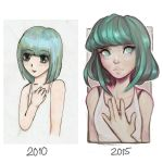 5 year improvement. by Cyarin