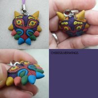 Majora's Mask by ChibiSilverWings