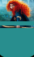 Merida Journal Skin by TaniPixie