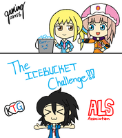 Atelier Musou Orochi *Ice Bucket Challenge* by gaming123456