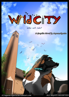 Wild City_Cover by Aquene-lupetta