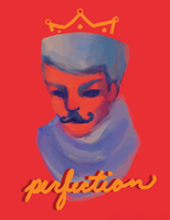 Perfect King Moustache by mkce