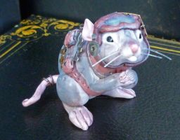 Steampunk Mouse by MysticReflections