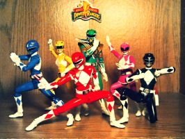 ULTIMATEfiguarts - MMPR pic 4 by ULTIMATEbudokai3