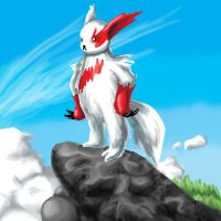 Zangoose by LaSpliten