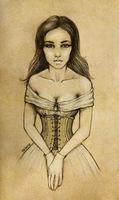 Shae. Game of Thrones. by Krinna