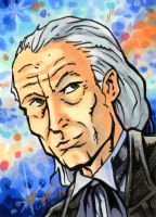 1st doctor by bphudson