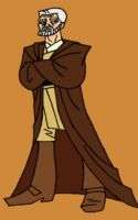 Old Obi-wan - Clone Wars style by mpcp13