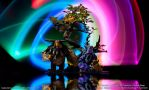 Collaborative WoW Druid Miniature Sculptures by Dreamspirit