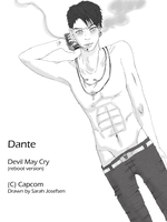 Dante DMC by MissOne