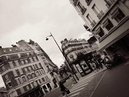 Streets of Paris by xXCold-FireXx