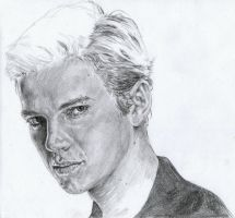 Hayden Christensen by AngelinaBenedetti