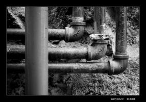 Pipes by inessentialstuff