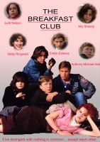 The Breakfast Club - Poster by punkylemon