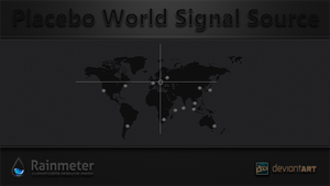 Placebo World Signal Source. Min-Max mode. by WwGallery
