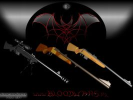 BloodWars Hunting Riffle by Avenegerc47