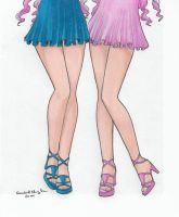River Guardians by sakkysa