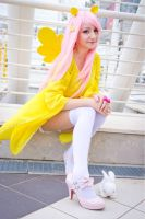 Cute Fluttershy by Saru-Cosplay