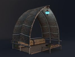 Tent2 by Minomi9
