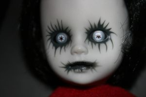 Doll Face by EMOXEMOEMOGIRL666