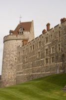 Windsor Castle Stock 3 by Sheiabah-Stock