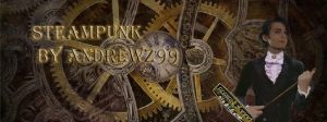 Steampunk by AndrewZ99 by AndrewZanoli1999