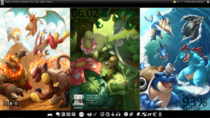 Evolved Starters Desktop by oascout95