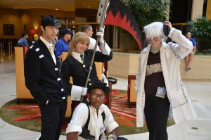 Soul Eater Group by MouseyCosplay