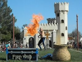 Fire Whip by CheshireGrrrl
