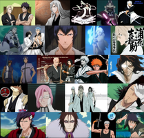 Bleach Guys by HieiSQueen