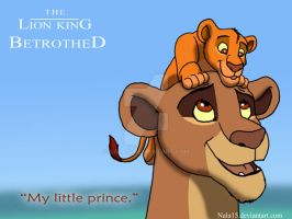 Betrothed Wallpaper - My Little Prince by Nala15