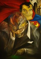 Superman Lives by Zaider