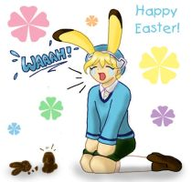 Slightly Later Easter pic by agent-indigo