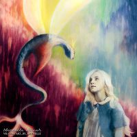 Meeting Luna Lovegood and Limm by Michelle-Winer