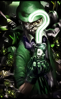 The Riddler by keitoAK