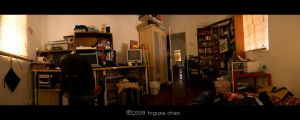 messy room 2: no more messy by Togusa208