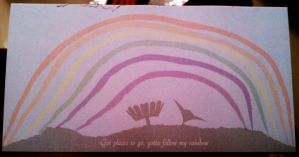 Follow Your Rainbow .:Notepad: Finished:. by AkiHannah