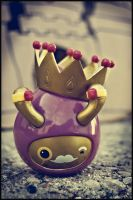 King Droplet by soldierofsolace