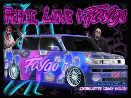 Peace Love and Faygo by dead2me86