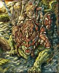 HE-MAN Master of the Universe by benbal